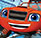 juegos de blaze and the monster machines